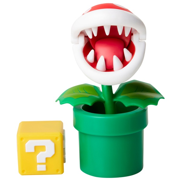 World of Nintendo - Piranha Plant with Question Block