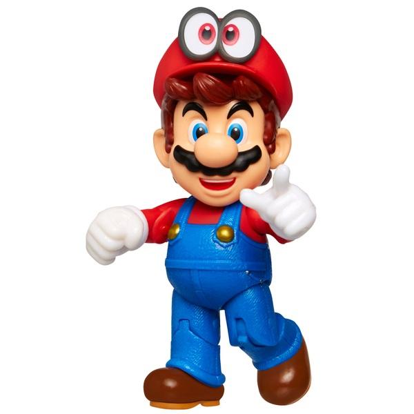 Odyssey Mario Figure 10cm