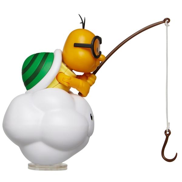 Lakitu with Fishing Pole Figure 10cm