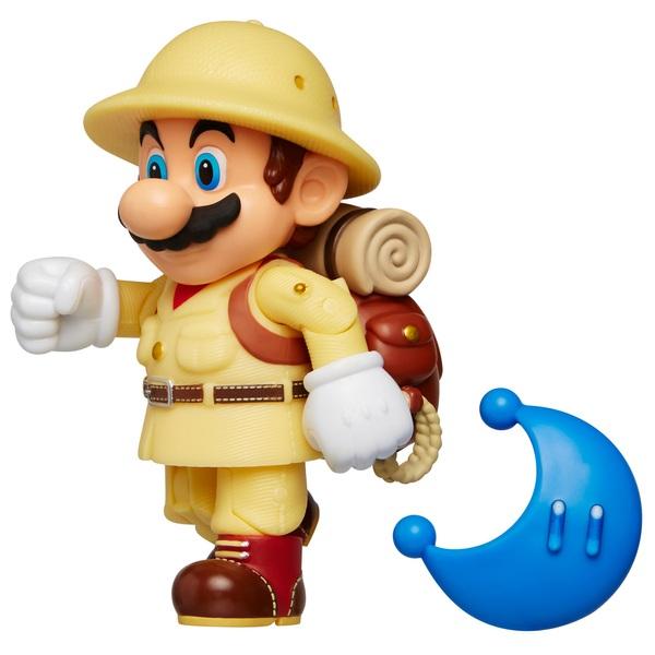 Explorer Mario Figure 10cm