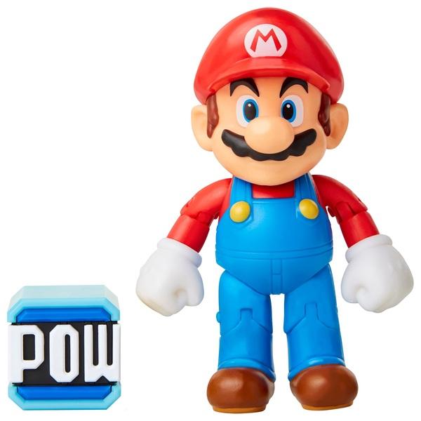 Nintendo 10 cm Mario POW Figure