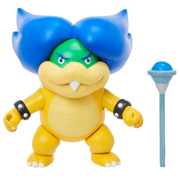 Nintendo Ludwig with Magic Wand 10cm Action Figure