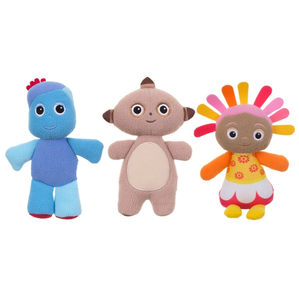 In The Night Garden Cuddly Collectable Soft Toys - Assortment