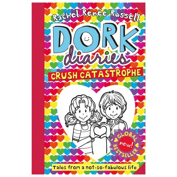 Dork Diaries Crush Catastrophe HB Book by Rachel Renee Russell