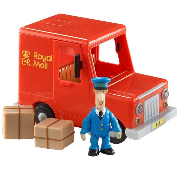 Postman Pat Royal Mail Van  sc 1 st  Smyths Toys & Postman Pat Royal Mail Van - Postman Pat UK