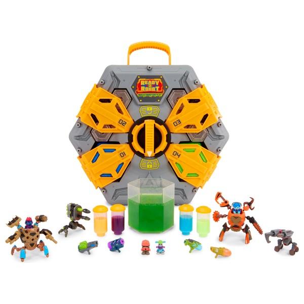 Ready 2 Robot Big Slime Battle