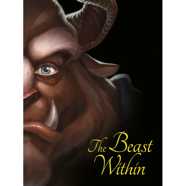 Disney Twisted Tale: Beauty and the Beast: The Beast Within Book