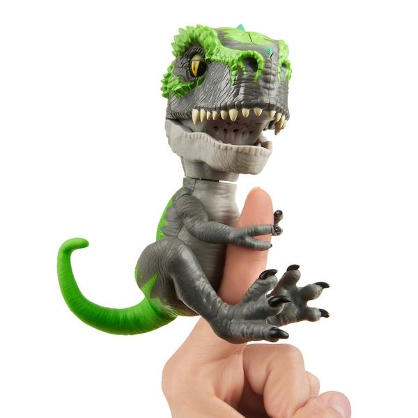 Untamed Baby T-Rex Dino Tracker by Fingerlings