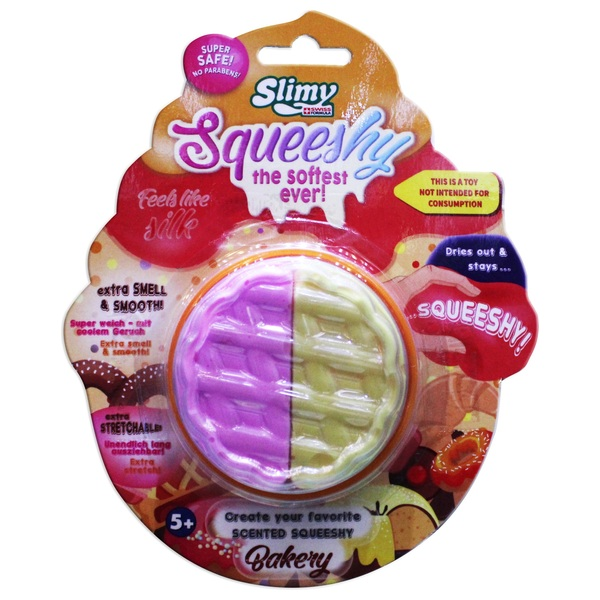 Slimy Squeeshy Bakery Slime - Assortment