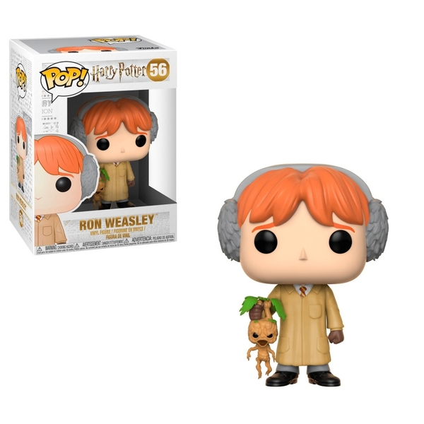 POP! Vinyl: Harry Potter Ron Weasley Herbology Figure