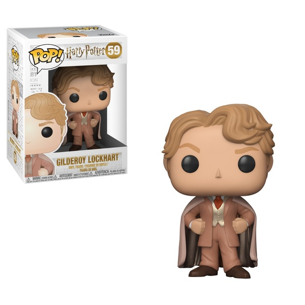 POP! Vinyl: Harry Potter Gilderoy Lockhart