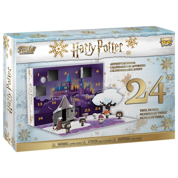 POP! Advent Calendar: Harry Potter – 24 Pieces