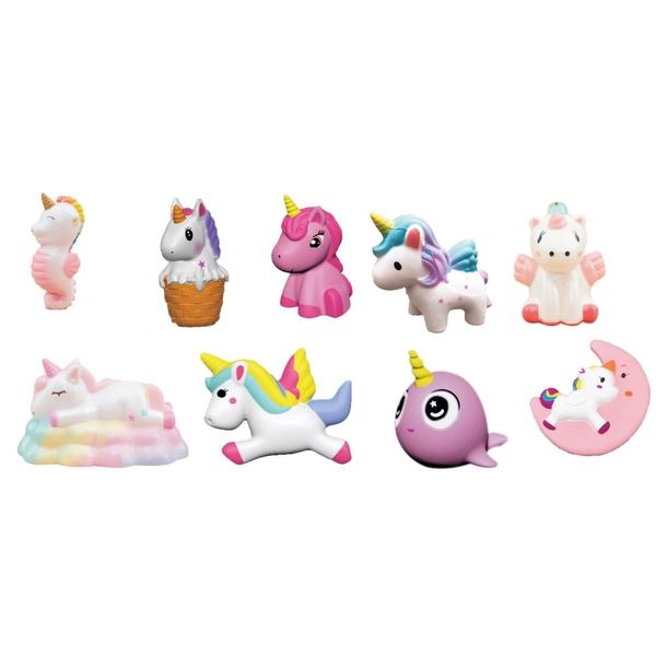 Squidgie Unicorn Squish Assortment