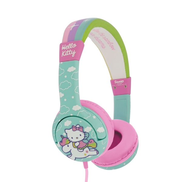 Hello Kitty Unicorn Junior Headphones