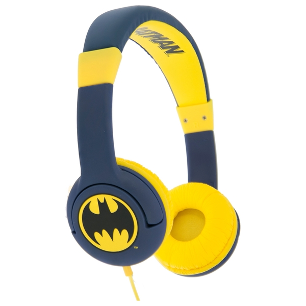 Batman Caped Crusader Junior Headphones
