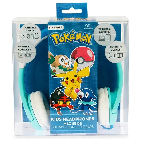 Pokemon Alolan First Partner Junior Headphones