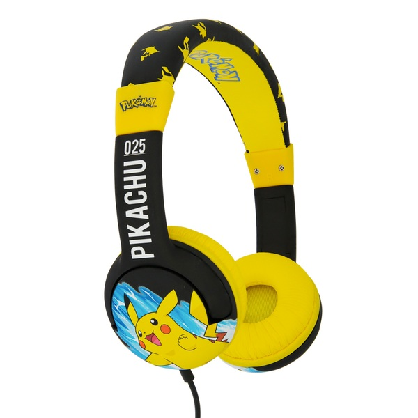 Pokémon Electric Pikachu Junior Headphones