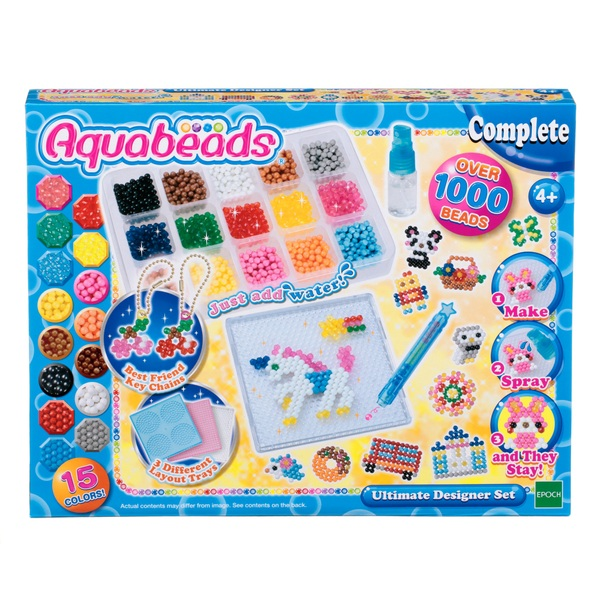 Aquabeads Ultimate Designer Set Fashion Craft Uk