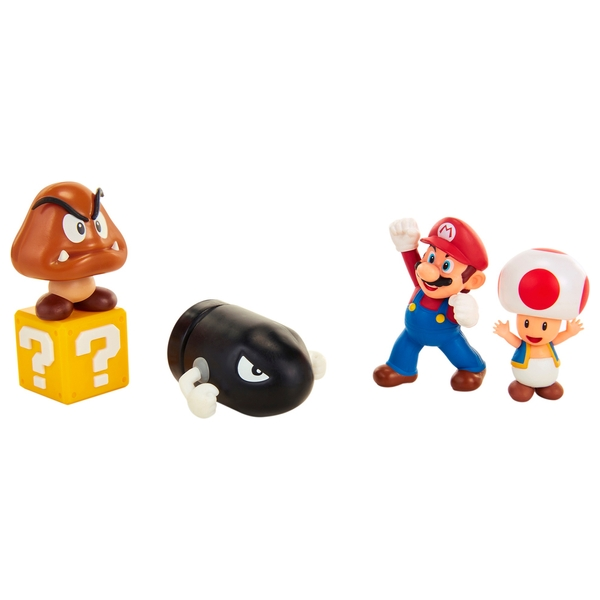 World of Nintendo Super Mario Diorama Set