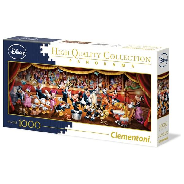 Clementoni Panorama 1000 Piece Disney Classic