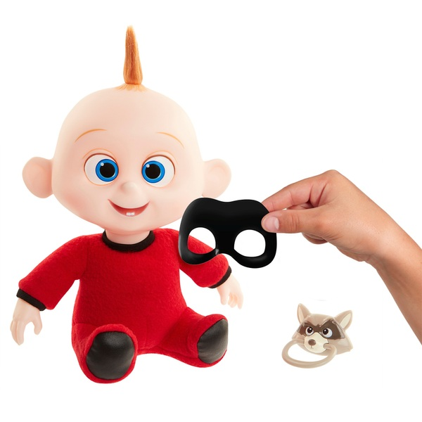 Disney Pixar Incredibles 2 Soft Body 30cm Baby Jack-Jack