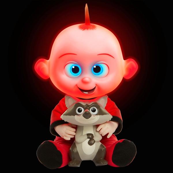 Disney Pixar Incredibles 2 Jack Jack Attacks 30cm Disney Pixar Incredibles 2 UK