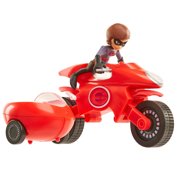 Disney Pixar Incredibles 2 Junior Supers Vehicles Elasticycle