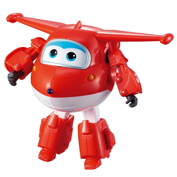 Super Wings X-Ray Transforming Jett Vehicle