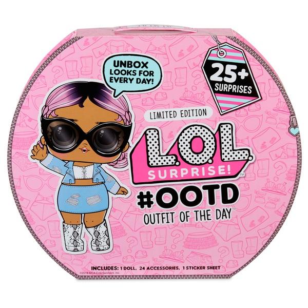23d27f30d L.O.L. Surprise! OOTD Outfit Of the Day - L.O.L. Surprise! UK