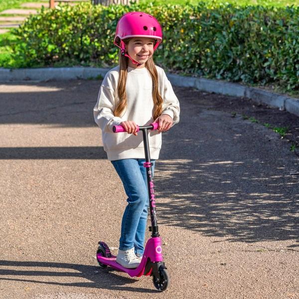 Aero C1 LED Pink Inline Scooter