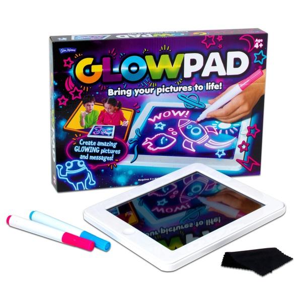 John Adams Light Up GLOWPAD Tablet