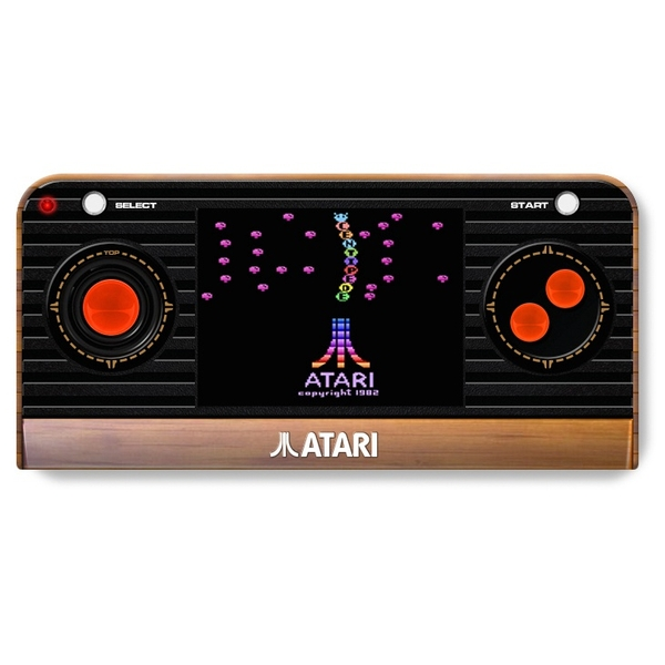 "Blaze Atari ""Retro"" Handheld with 50 built-in games"