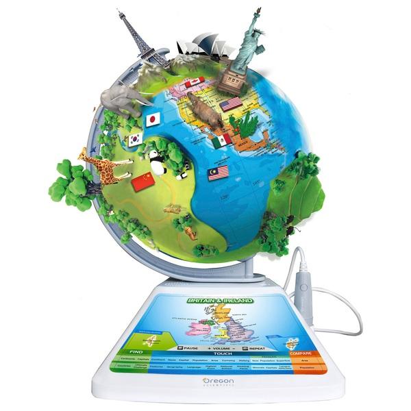 Smart Globe Adventure AR