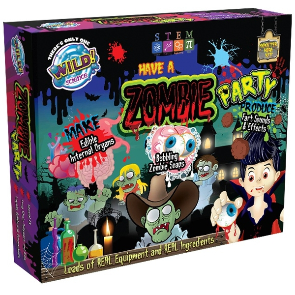 Wild Science Zombie Party