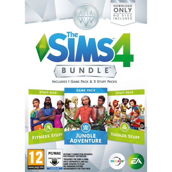 The Sims 4 Bundle Pack 11 PC