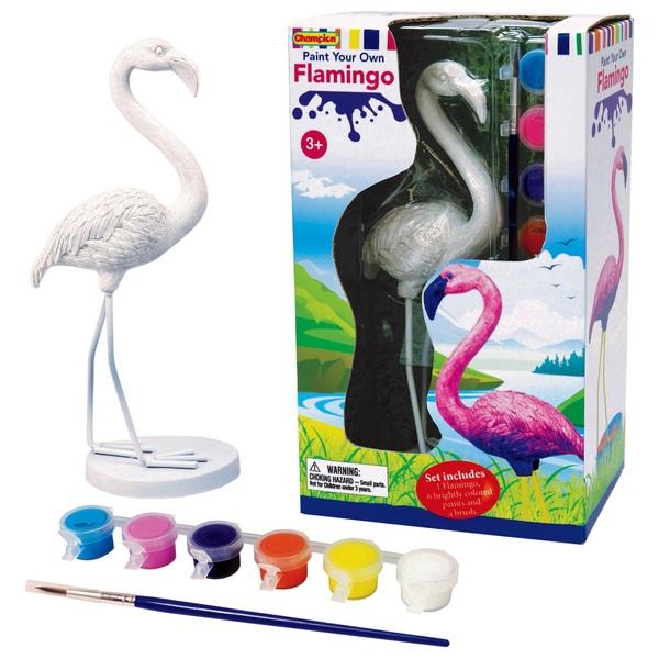 Paint Your Own Flamingo