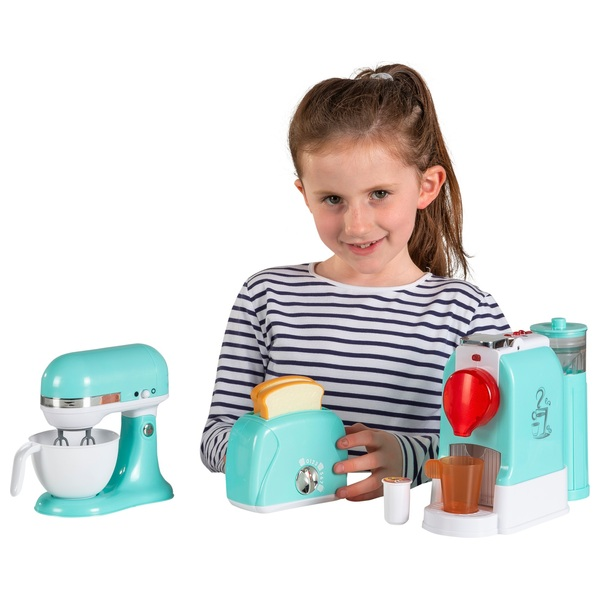 Deluxe Kitchen Appliance Trio