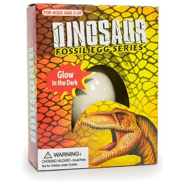 Dinosaur Fossil Egg Series
