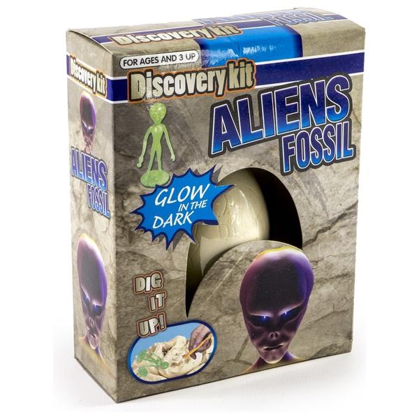 Alien Fossil Dig - Glow in the Dark