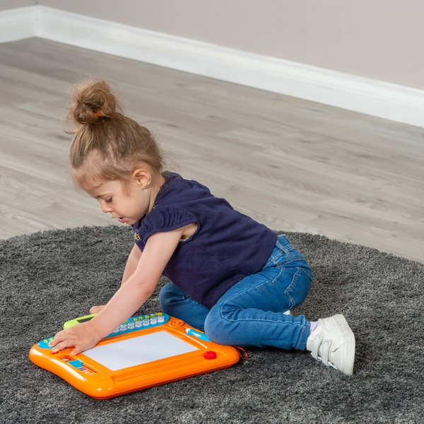 Big Steps Play Write 'n' Learn Drawing Board