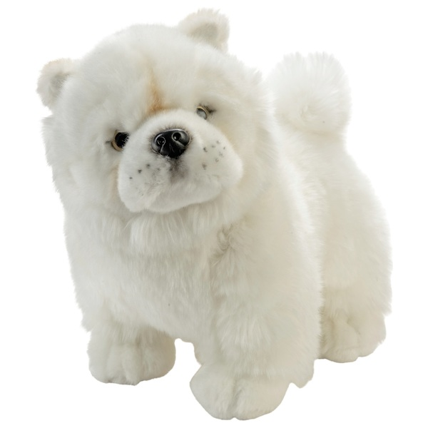 32cm Standing Coco the Chow Chow Plush