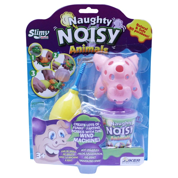 Slimy Noisy and Nasty Animals - Assortment