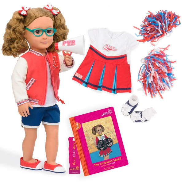 """Our Generation Juliet """"The Jumpstart Squad"""" Doll"""