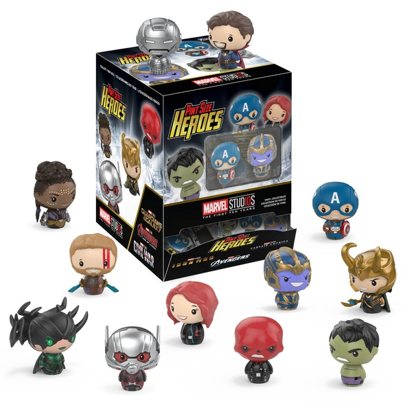 Pint Sized Hero's Marvel Studios - Assortment