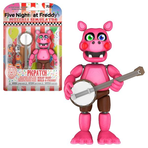 POP! Vinyl: Five Nights at Freddy's Pizza Sim Pigpatch - Funko POP! Vinyl  Ireland