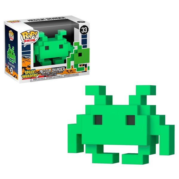 POP! Vinyl: Retro Space Invader 8-Bit