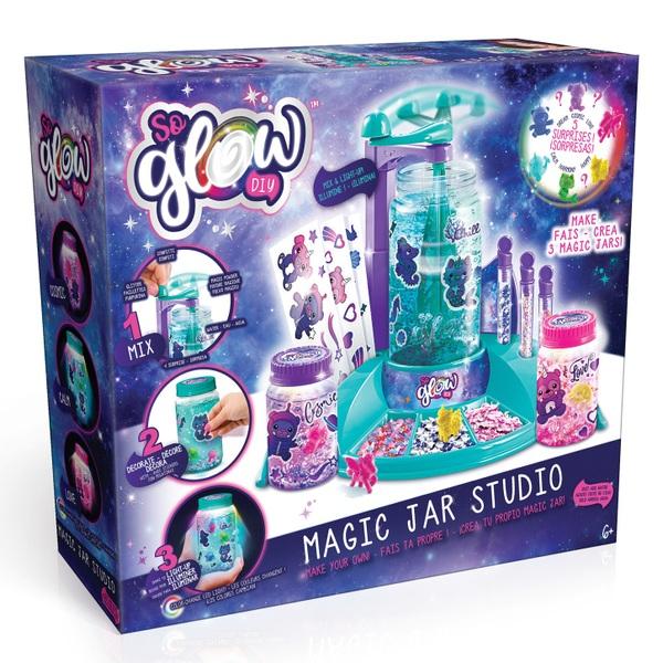 So Glow DIY Magic Jar Studio