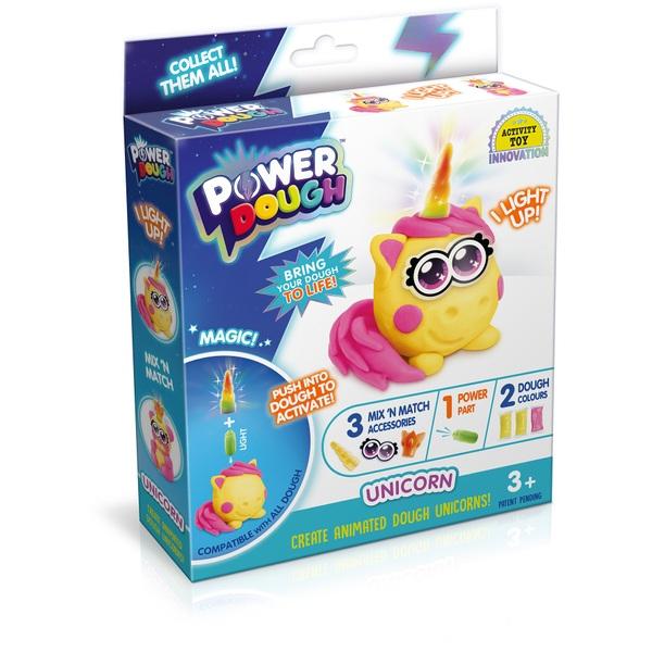 Power Dough Starter Set - 4 Assorted