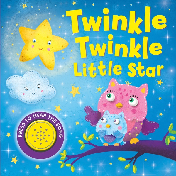 Song Sounds Twinkle Twinkle Little Star Sound Book