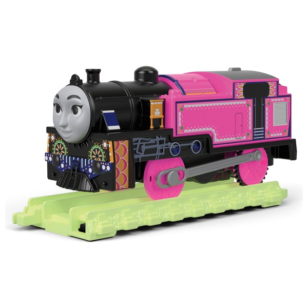 Thomas & Friends Hyper Glow Ashima with Trackset